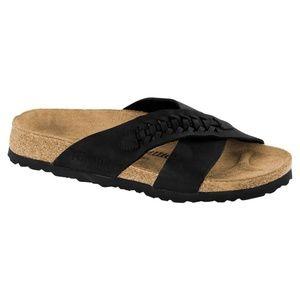 Birkenstocks Papillio Daytona Woven Sandals